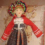 Куклы и игрушки ручной работы. Ярмарка Мастеров - ручная работа Кукла в народном костюме. Handmade.