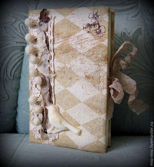 Персональные подарки ручной работы. Ярмарка Мастеров - ручная работа. Купить Блокнотик - Bakanote. Handmade. Блокнот для записей, блокнот для девушки