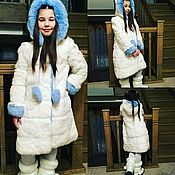 Одежда детская handmade. Livemaster - original item Coat for Princess. Handmade.
