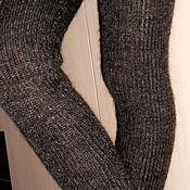 Одежда ручной работы. Ярмарка Мастеров - ручная работа рейтузы(лосины) из козьего пуха. Handmade.