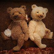 Куклы и игрушки ручной работы. Ярмарка Мастеров - ручная работа Ванильное безе и Кофейное суфле. Handmade.