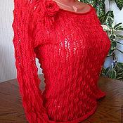 """Одежда ручной работы. Ярмарка Мастеров - ручная работа Кофточка""""Кармен"""". Handmade."""