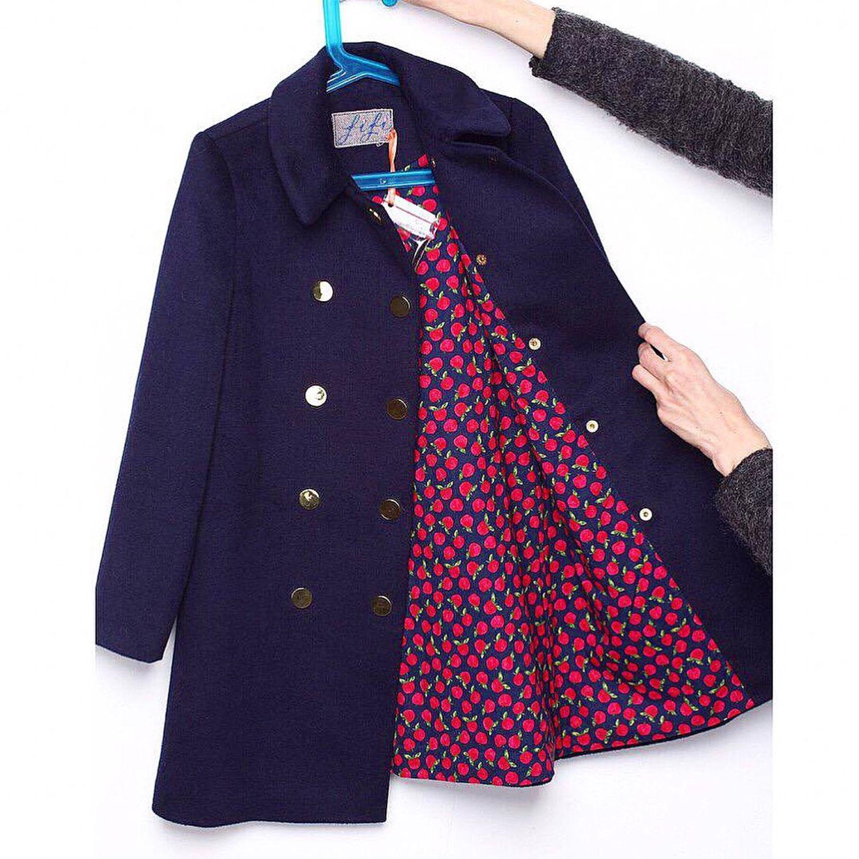 Пальто для девочки, Одежда, Челябинск, Фото №1