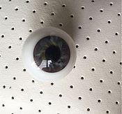Материалы для творчества ручной работы. Ярмарка Мастеров - ручная работа Глаза Лауша 20 мм. Handmade.