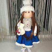 Куклы и игрушки ручной работы. Ярмарка Мастеров - ручная работа Интерьерная кукла ручной работы Мэгги.. Handmade.