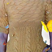 Одежда handmade. Livemaster - original item A pullover knitted women`s solar. Handmade.