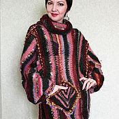 Одежда handmade. Livemaster - original item Author`s oversize sweater