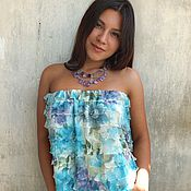 Одежда handmade. Livemaster - original item Skirt dress tranformer.. Handmade.
