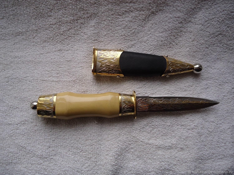 The dagger is a mini 'Fire', Model, Chrysostom,  Фото №1