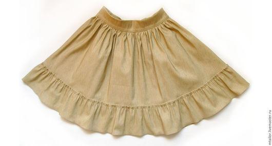 Юбки ручной работы. Ярмарка Мастеров - ручная работа. Купить мини-юбка пышная юбка с оборкой юбка с карманами. Handmade.