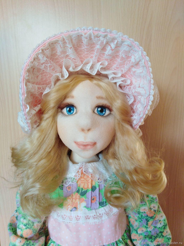 Интерьерная текстильная кукла Алёнушка, Куклы и пупсы, Калуга,  Фото №1
