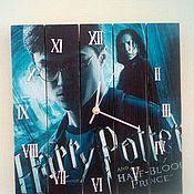 Часы ручной работы. Ярмарка Мастеров - ручная работа Часы Гарри Поттер. Handmade.