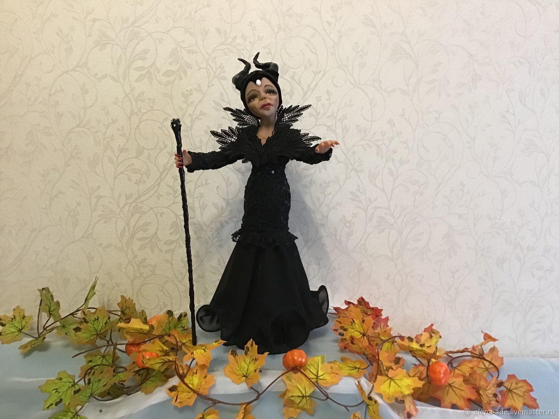 Владычица тьмы, Портретная кукла, Москва,  Фото №1