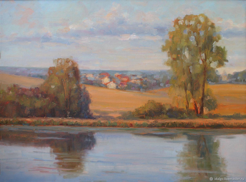 Oil painting 'Sunny day of September', Pictures, Nizhny Novgorod,  Фото №1