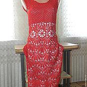 Одежда ручной работы. Ярмарка Мастеров - ручная работа Платье Нежная страсть. Handmade.