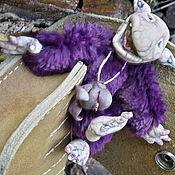 """Куклы и игрушки ручной работы. Ярмарка Мастеров - ручная работа Авторская кукла """"Лесной Тролик """". Handmade."""