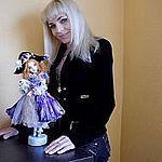 Людмила Непомнящая авторск куклы (ytgjvyzoaz) - Ярмарка Мастеров - ручная работа, handmade