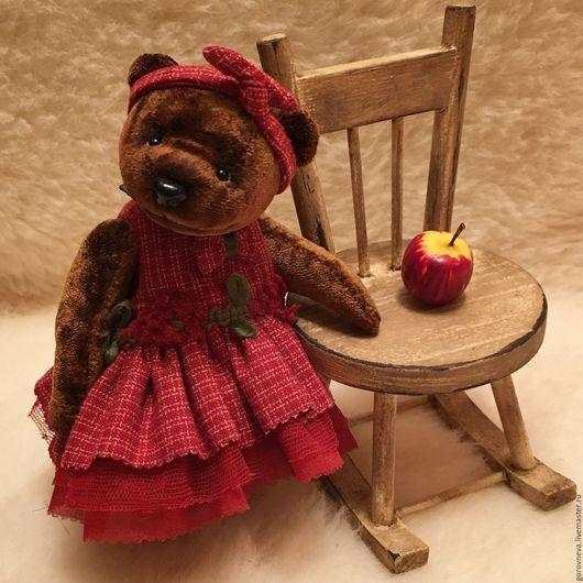 Мишки Тедди ручной работы. Ярмарка Мастеров - ручная работа. Купить Не шумят мои игрушки...... Handmade. Коричневый, тедди
