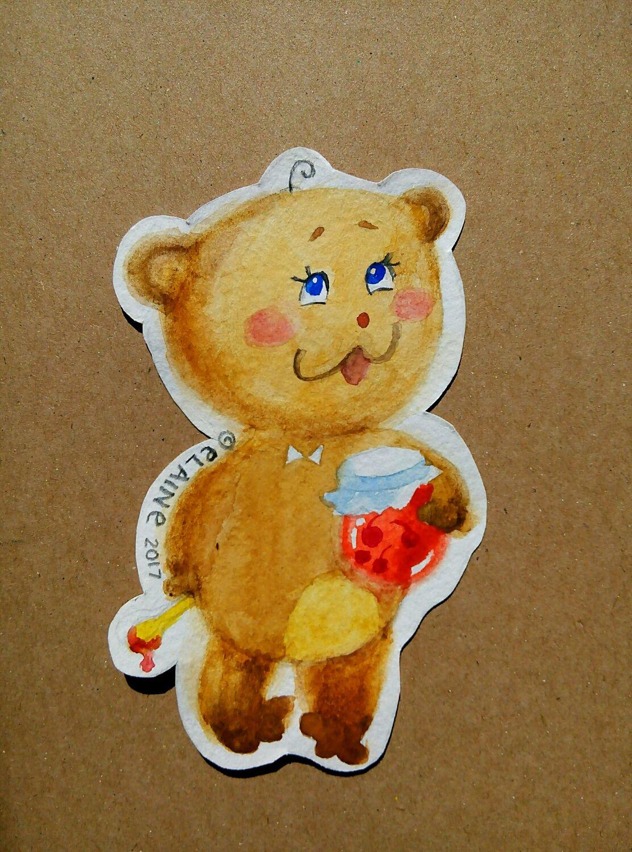 Котом картинка, как сделать открытку медведя