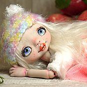 Куклы и игрушки ручной работы. Ярмарка Мастеров - ручная работа Варежка малиновый мусс (продана). Handmade.