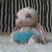 Куклы и игрушки ручной работы. Ярмарка Мастеров - ручная работа Интерьерный зайка. Handmade.