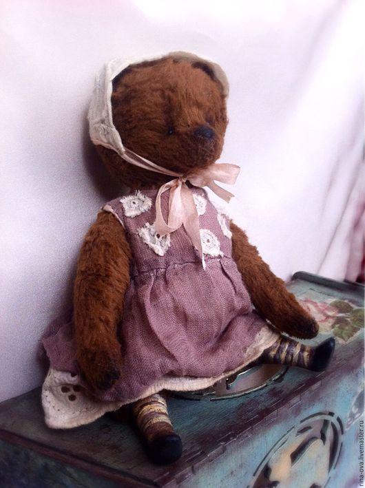 Мишки Тедди ручной работы. Ярмарка Мастеров - ручная работа. Купить Мишка Тедди. Handmade. Мишка тедди, коричневый