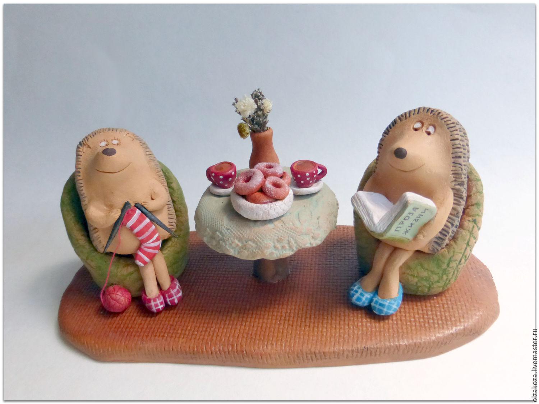 ЁЖЕвечернее чапитие, Мягкие игрушки, Санкт-Петербург,  Фото №1