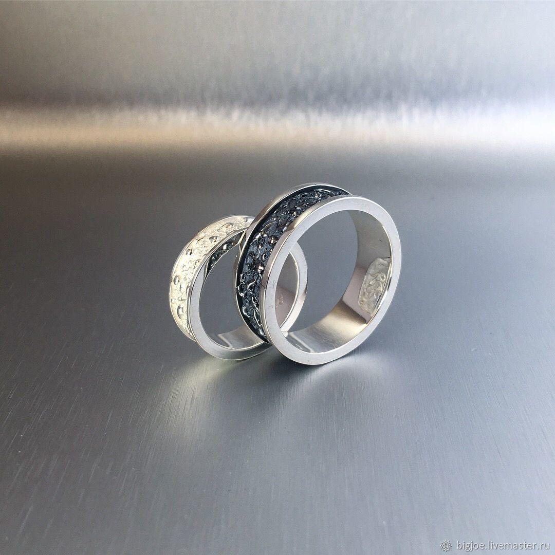 ddee57b3c31c Заказать кольцо из серебра. Авторское кольцо. Необычное кольцо. BigJoe