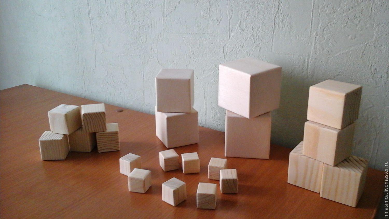 Фото из кубиков своими руками