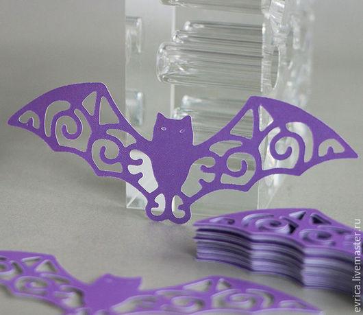 летучая мышь украшение на хэллоуин