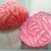 """Косметика ручной работы. Ярмарка Мастеров - ручная работа Мыло-прикол """"Мозг"""". Handmade."""