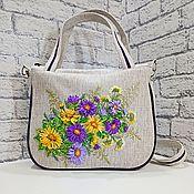 Сумки и аксессуары handmade. Livemaster - original item bag handmade with hand embroidery. Handmade.
