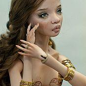 Куклы и игрушки ручной работы. Ярмарка Мастеров - ручная работа Амира. Реплика куклы 2012 года. Handmade.