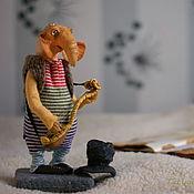 Куклы и игрушки ручной работы. Ярмарка Мастеров - ручная работа Музыка моей души. Handmade.