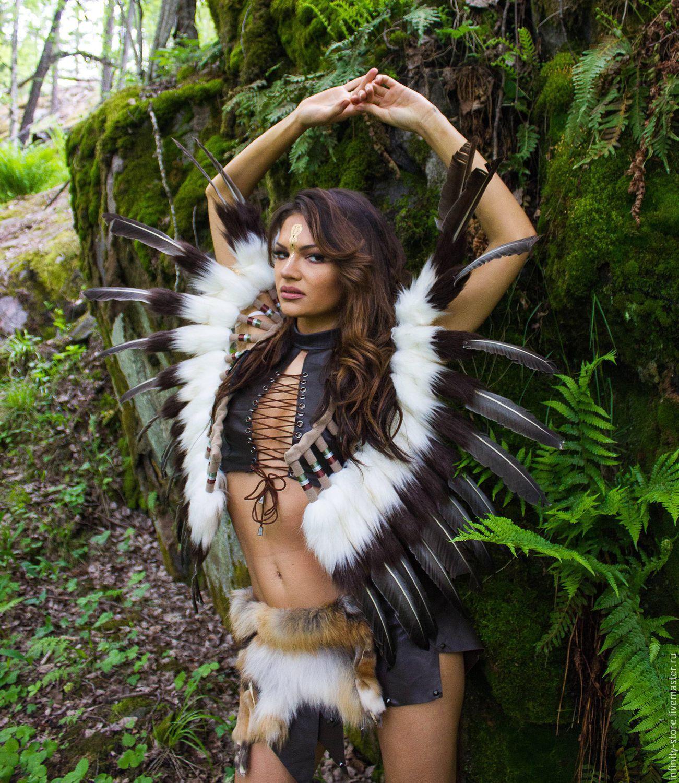 Indian wings, Carnival costumes, St. Petersburg,  Фото №1