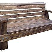 Скамейки ручной работы. Ярмарка Мастеров - ручная работа Скамейки: Комплекты садовой мебели: Диван - скамья. Handmade.