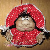 """Куклы и игрушки ручной работы. Ярмарка Мастеров - ручная работа Кукла-попик """"На Удачу"""". Handmade."""
