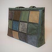Сумки и аксессуары handmade. Livemaster - original item Women`s Business bag, Document bag, Laptop bag. Handmade.