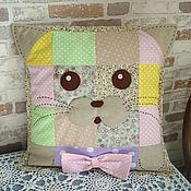 Работы для детей, handmade. Livemaster - original item Baby pillow