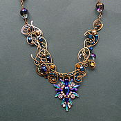 Украшения handmade. Livemaster - original item Necklace Of The Order Of Guiding Stars. Handmade.