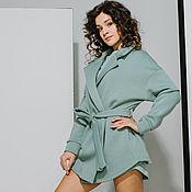 Одежда handmade. Livemaster - original item Olive Jacket