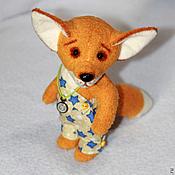 Куклы и игрушки ручной работы. Ярмарка Мастеров - ручная работа Fox. Handmade.