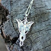 Материалы для творчества handmade. Livemaster - original item The pendant of Arwen Lord of the rings, Lord of the rings, Evenstar. Handmade.