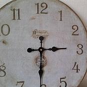 Для дома и интерьера ручной работы. Ярмарка Мастеров - ручная работа Часы Винтаж. Handmade.