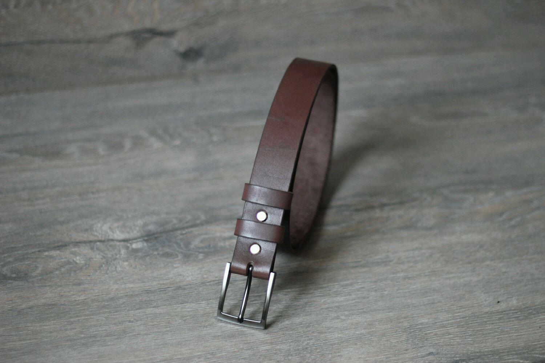 The genuine leather strap, Straps, Naberezhnye Chelny,  Фото №1