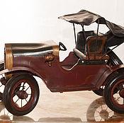 Винтаж ручной работы. Ярмарка Мастеров - ручная работа Автомобиль ретро Kabriolett nostalgisch раритет прошлого века рулевая. Handmade.