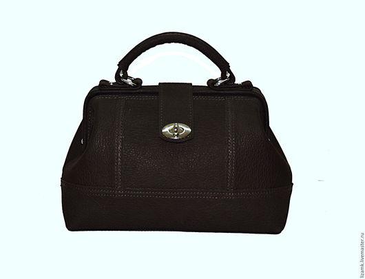 Женские сумки ручной работы. Ярмарка Мастеров - ручная работа. Купить Саквояж Терра............ Handmade. Коричневый, подарок женщине