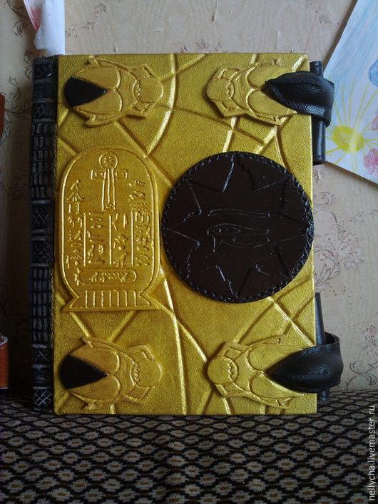 блокнот золотая книга Амон ра `Мумия`
