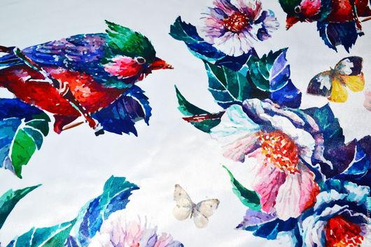 Платья ручной работы. Ярмарка Мастеров - ручная работа. Купить Печать  на ткани. Handmade. Комбинированный, печать принтов, одежда для женщин