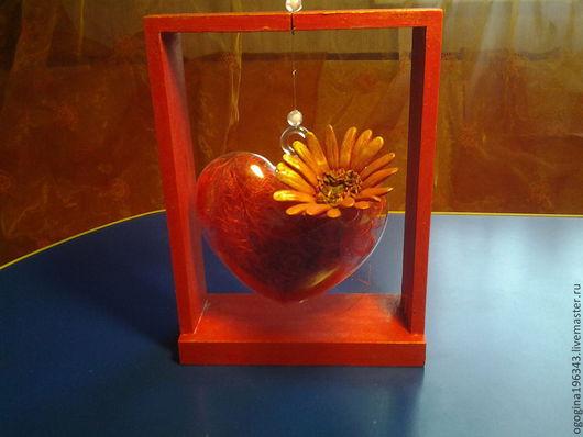 Подарочные наборы ручной работы. Ярмарка Мастеров - ручная работа. Купить День Святого Валентина. Handmade. Ярко-красный, сердце